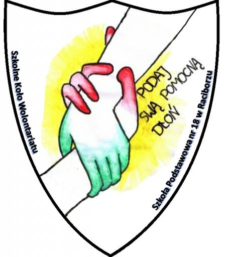 Logo szkolny wolntariat